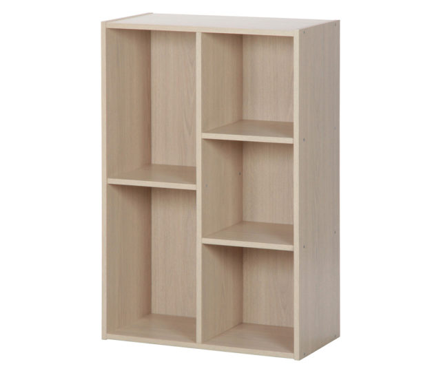 タテでもヨコでも使える自由な収納ボックス!本やCDをまとめて収納できるのでお部屋がスッキリと片付けられます♪